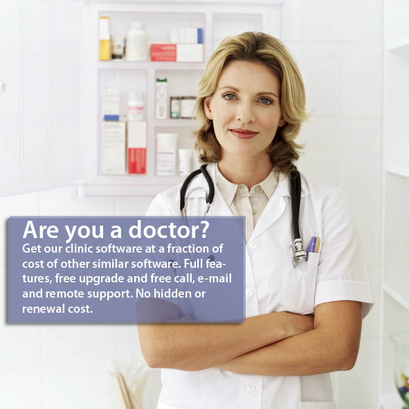 Are you doctor?